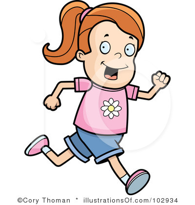 Kids Running Clipart Clipart Panda Free Clipart Images