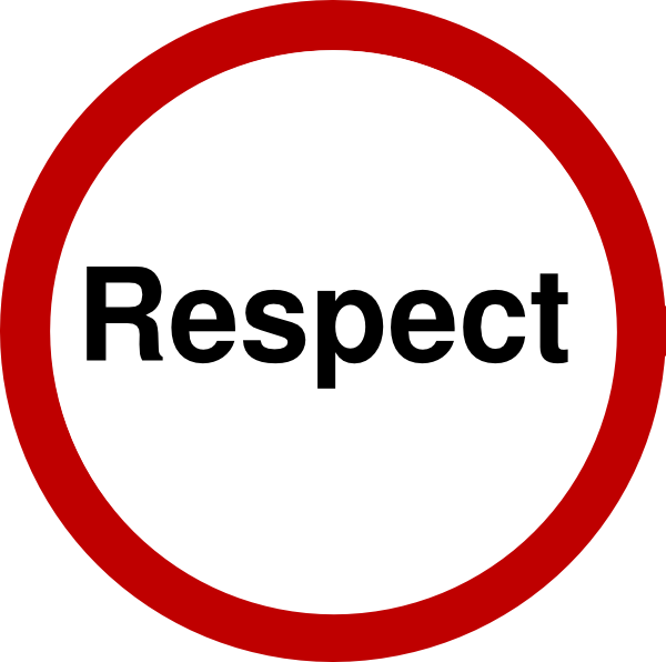 Kids Showing Respect Clipart  - Respect Clipart