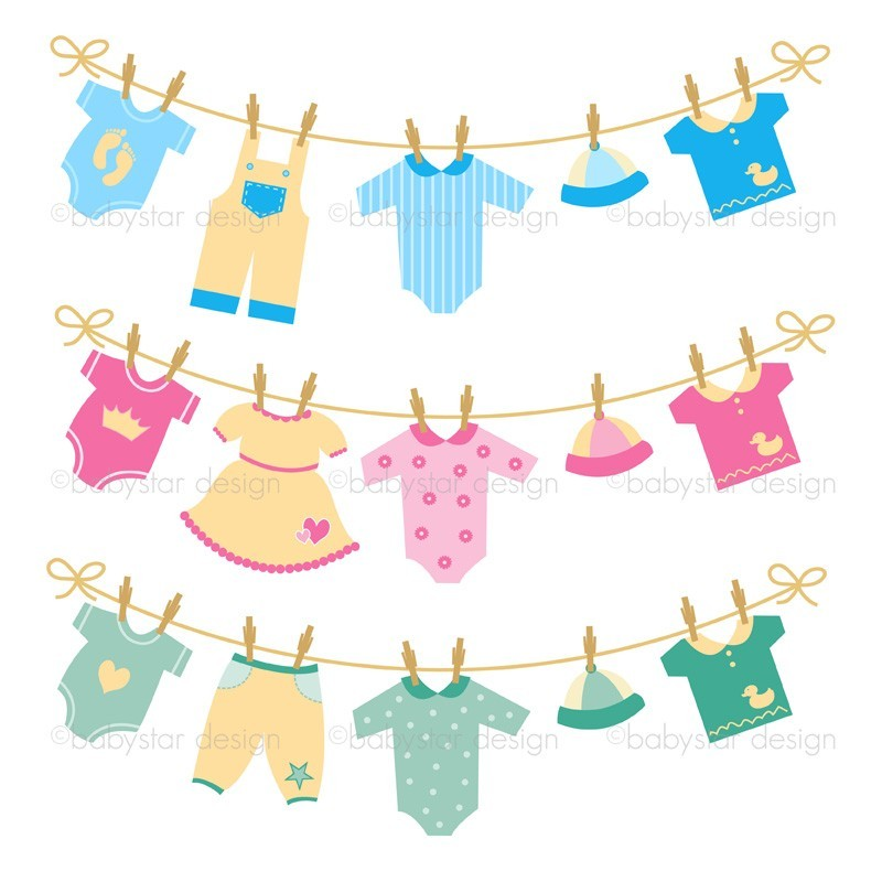 Kids Summer Clothes Clipart Clipart Panda Free Clipart Images