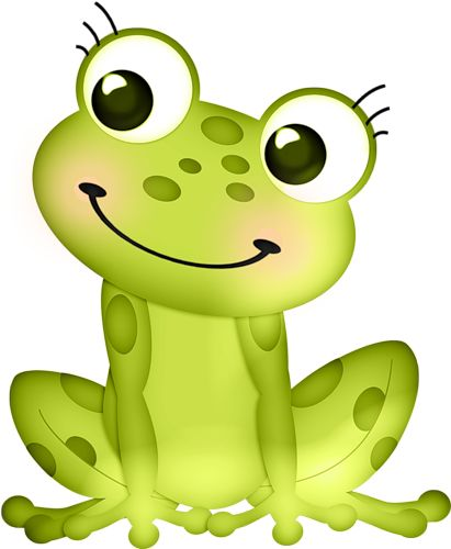 Kikkers on frogs cute frogs and clip art