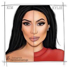 Kim - Kim Kardashian Clipart