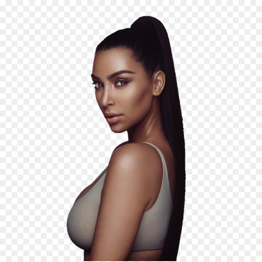 Kim Kardashian Keeping Up with the Kardashians Blackface Reality television  Actor - Glamour Clipart