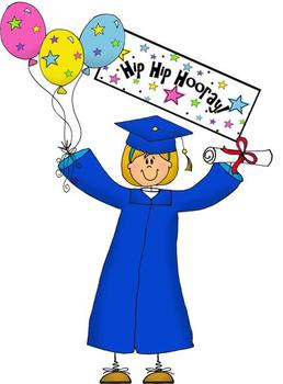 Kindergarten Graduation Border Clipart-kindergarten graduation border clipart-9