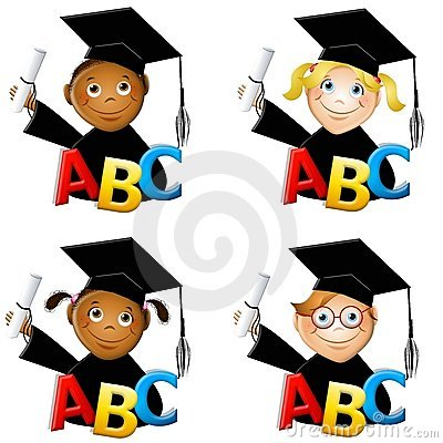 kindergarten graduation clipart-kindergarten graduation clipart-8