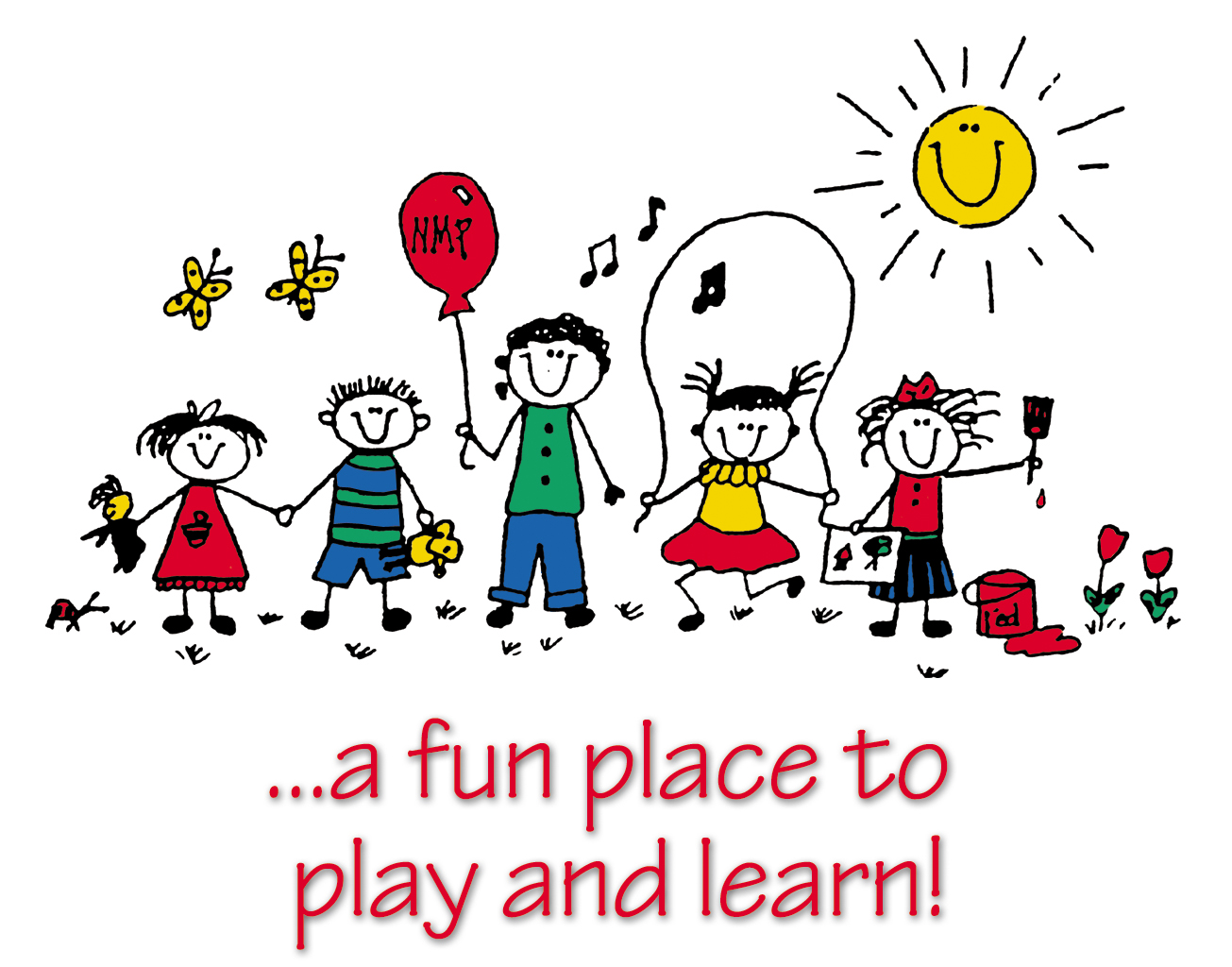Kindergarten Clip Art. Advertising. Preschool Summer 2010 Trifold Kids Club Preschool Summer Camp Camps