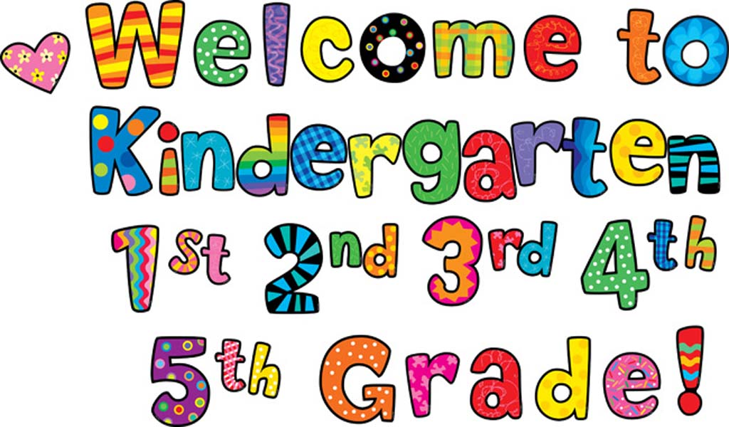 Kindergarten clip art black and white free