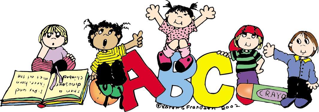 kindergarten clipart u0026middot; Preschool Clip Art