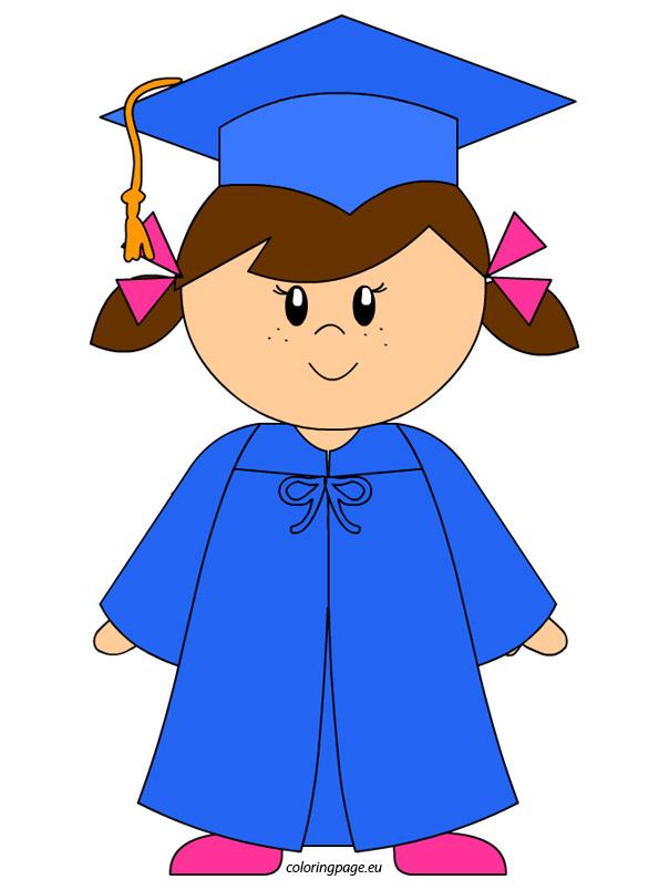 Kindergarten graduation clip art-Kindergarten graduation clip art-12