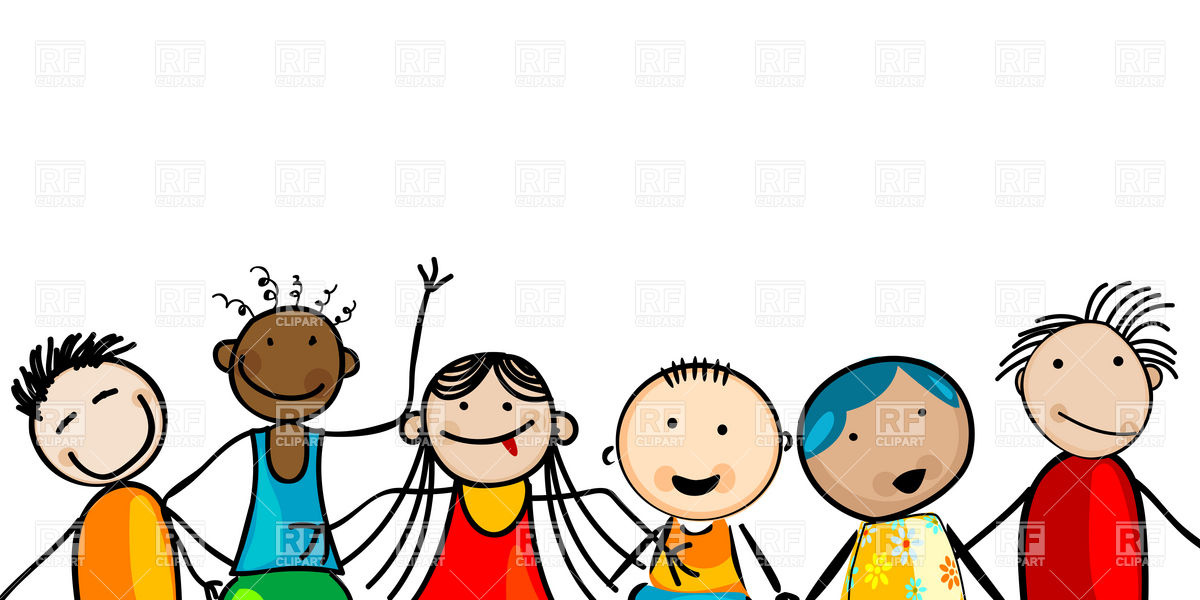 Kindergarten Kids Clipart | C - Childrens Clipart