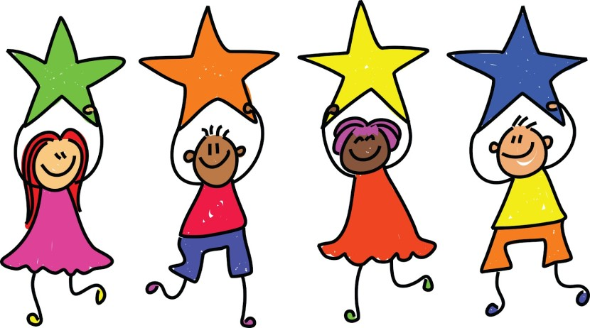 Kindergarten Star Student Clipart-Kindergarten star student clipart-13