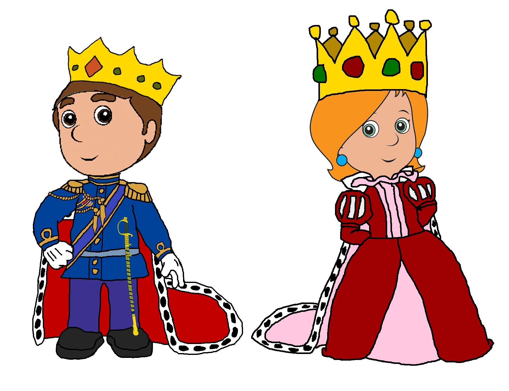 King And Queen Clipart-King And Queen Clipart-6