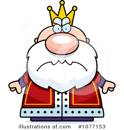Royalty-Free (RF) King Clipart Illustration #1077153 by Cory Thoman