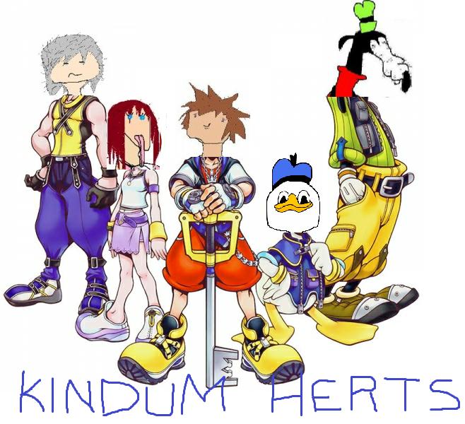 KINDUM HERTS Kingdom Hearts II Kingdom Hearts III Kingdom Hearts HD 1.5  Remix Kingdom Hearts 3D