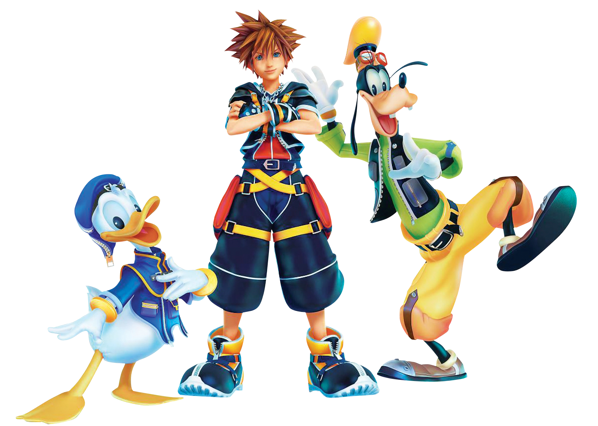 kingdom-hearts-iii - Kingdom Hearts Clipart