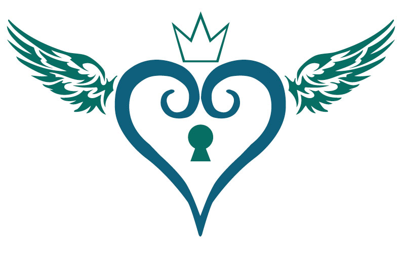 Kingdom Hearts Tattoo - Draft1 by ReiDavidson ClipartLook.com