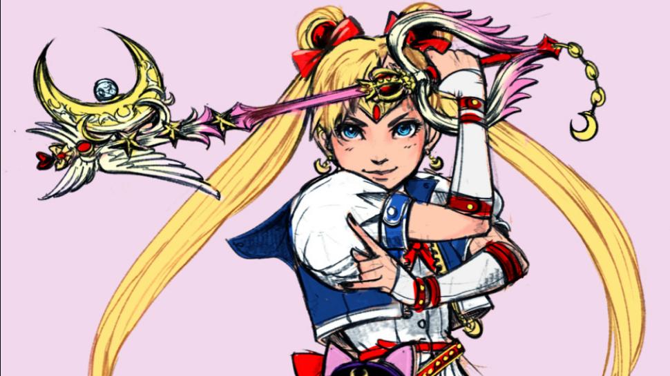 What if Sailor Moon was in Kingdom Hearts III?