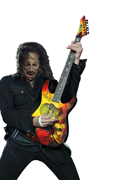 Download PNG image - Kirk Hammett Png Cl-Download PNG image - Kirk Hammett Png Clipart 477-1
