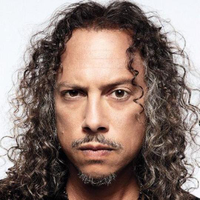 Kirk Hammett Picture PNG Image