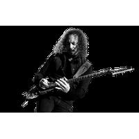 Kirk Hammett Png Image PNG Image