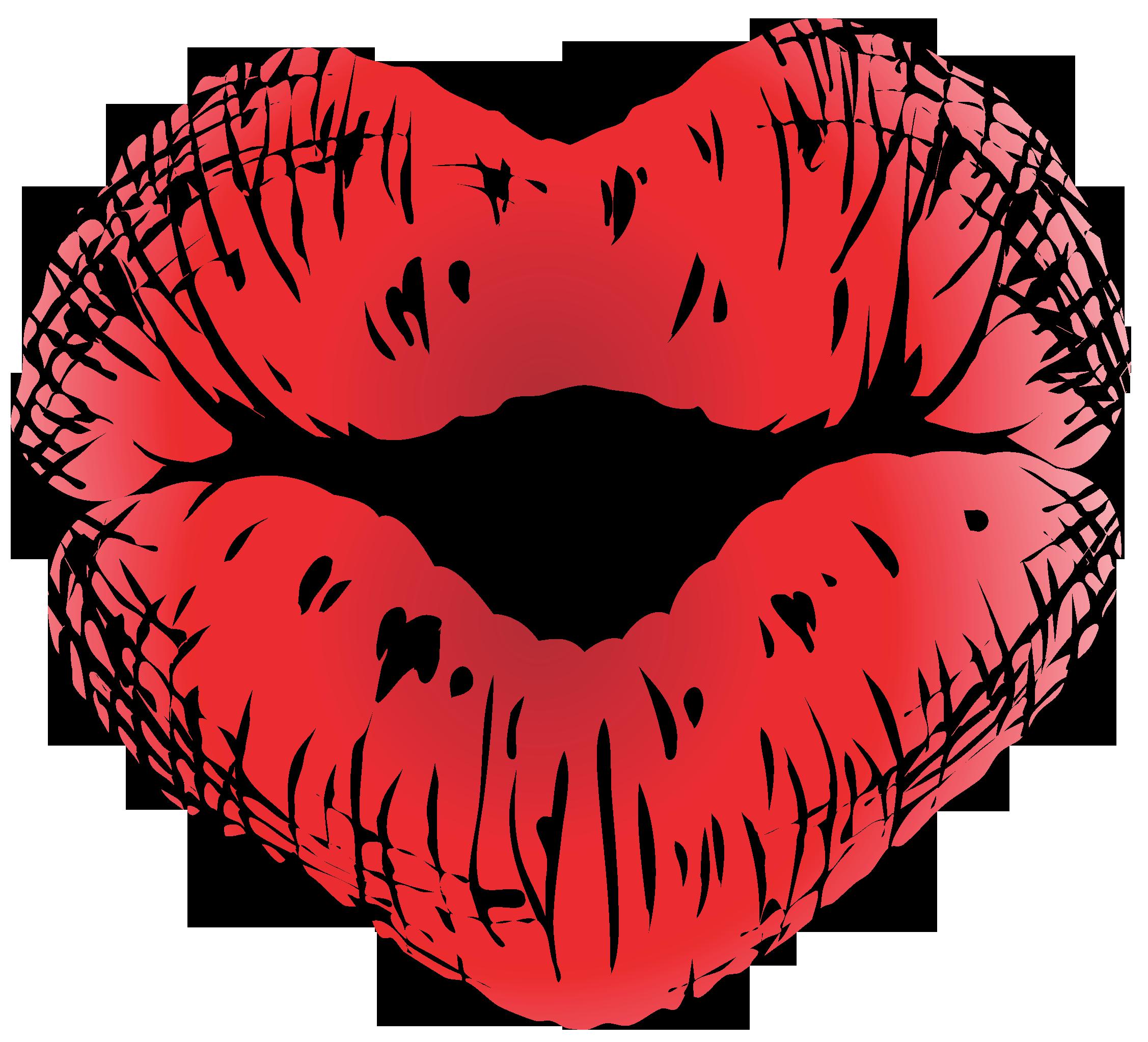 Kiss PNG image .