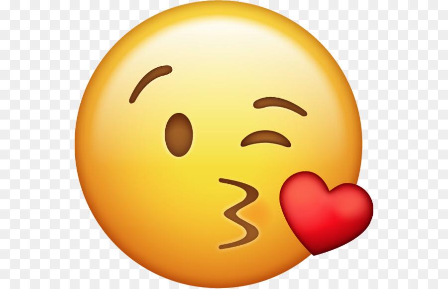 Emoji Kiss Icon 2 Clip Art - Kiss-Emoji Kiss Icon 2 Clip art - kiss-8