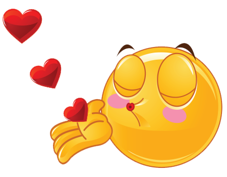 Kiss Smiley PNG Image-Kiss Smiley PNG Image-14