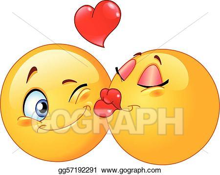 Kissing Emoticons-Kissing emoticons-17