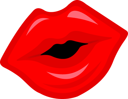 ... Kissing lips clipart free - ClipartF-... Kissing lips clipart free - ClipartFox ...-9
