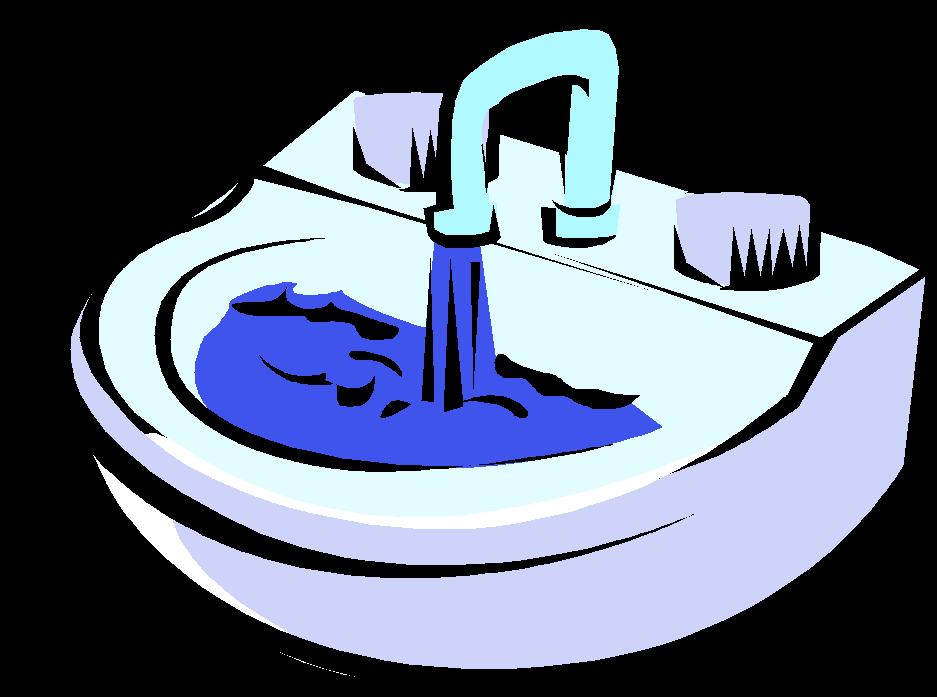 Kitchen Sink Clipart-kitchen sink clipart-8