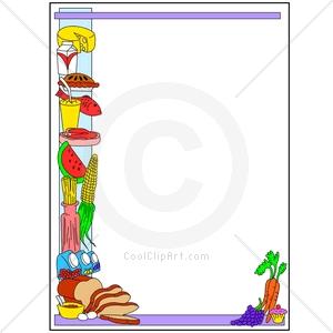 Kitchen Clip Art Borders