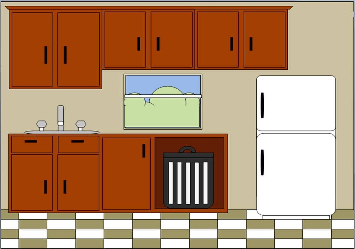 Kitchen clipart clipart cliparts for you