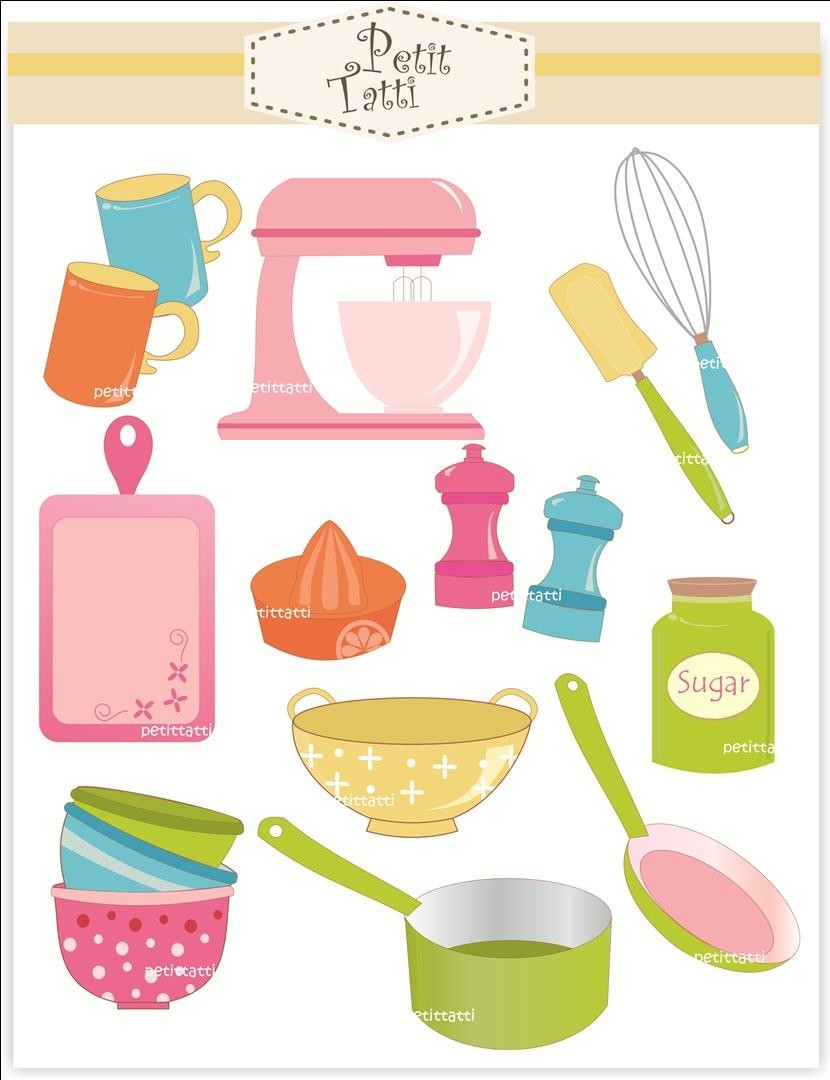 Kitchen Clipart Free