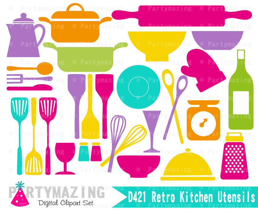 Kitchen Clipart, Kitchen .-Kitchen Clipart, Kitchen .-11