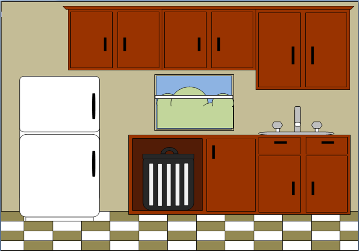Kitchen Free Images At Clker Com Vector -Kitchen Free Images At Clker Com Vector Clip Art Online Royalty-15