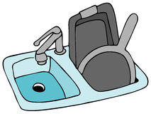 Astonishing 47 Sink Clipart Clipartlook Home Interior And Landscaping Ymoonbapapsignezvosmurscom