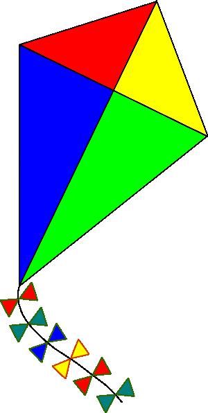 kite clipart-kite clipart-3