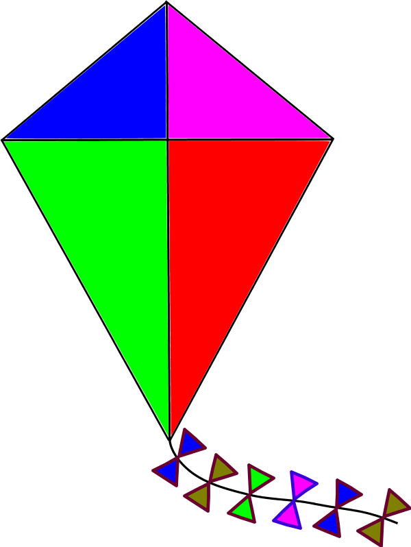 kite clipart-kite clipart-6
