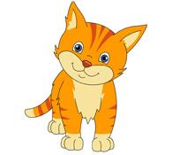 Kitten Clipart-Kitten Clipart-15
