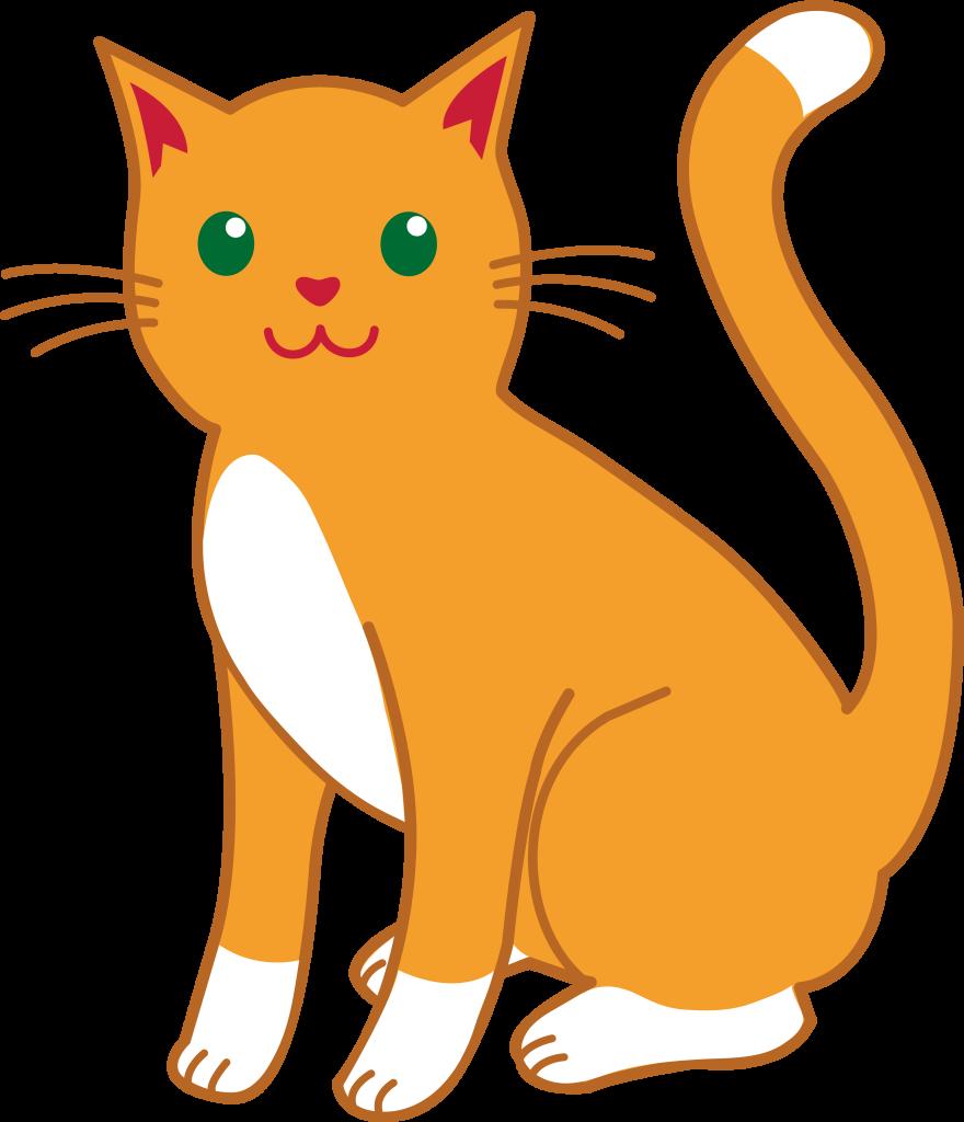Kitten Free Cat Clipart . - Cat Clipart Free