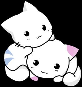Kittens Clip Art - Cute Kitten Clipart