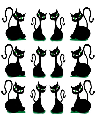 Kitty Cat Cards And Cat Clipart