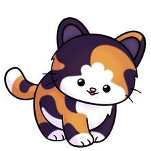 KITTY CAT CLIP ART