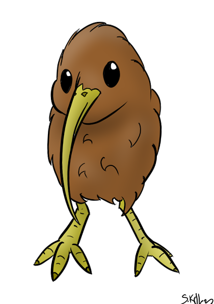 Kiwi Bird Clipart - Google Search-kiwi bird clipart - Google Search-11