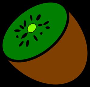 Kiwi Clip Art