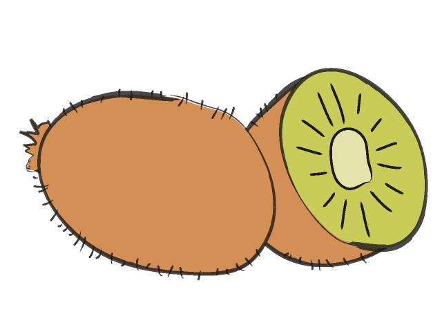 ... Kiwi Clip Art ...