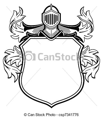 Knightu0026#39;s coat of arms
