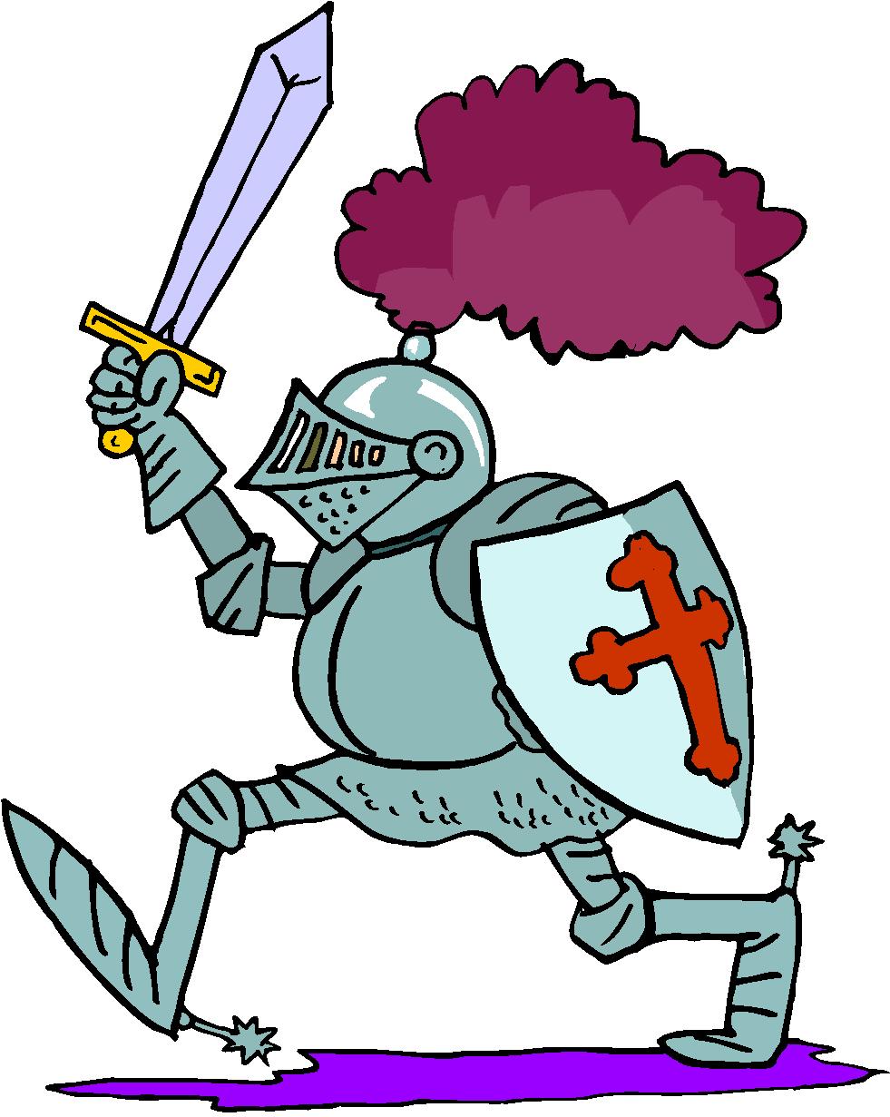 Knight Clip Art-Knight Clip Art-10