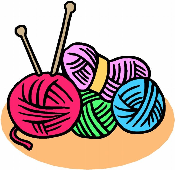 knit clipart