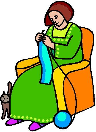 Knitting clip art-Knitting clip art-18