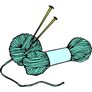 Knitting Needles Yarn 2 Clipart Cliparts-Knitting Needles Yarn 2 Clipart Cliparts Of Knitting Needles Yarn-4